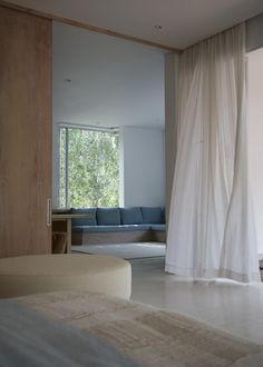 10 Favorites: Floor-to-Ceiling Sheer Summer Curtains: Remodelista