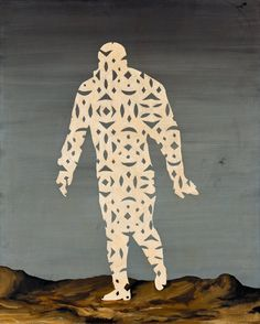 "René Magritte 1928 ""The Spirit of Comedy"""