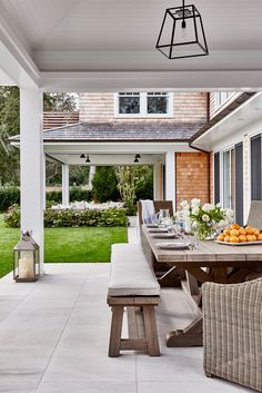 al fresco dining inspiration