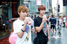 J-Hope & Jin   BTS