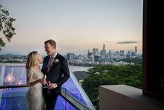 Real Wedding – Suzi & Elliot - City Views - Brisbane, Australia
