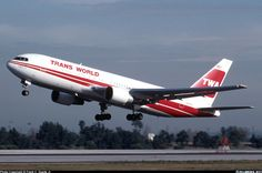 Trans World Airlines - TWA 767