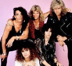 I knew right from the beginning that you would end up winning……Round And Round…(Ratt)
