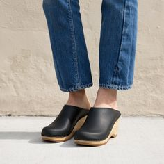 No.6 New School Clog back in stock! -General Store