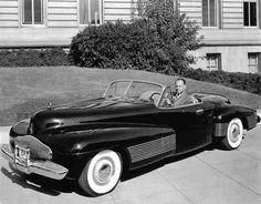 1938 Buick experimental Y-Job,