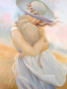 Sandra Bierman, 1938 ~ Figurative painter