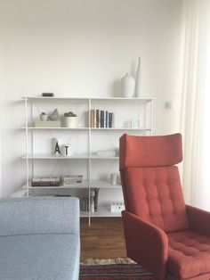 White Airy Shelf.