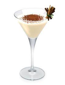 DISARONNO ALEXANDER. blend of DiSaronno, cognac & cream. via disaronno.com