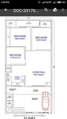 Convert floor plan pdf, sketch or image drawing to autocad by Piyushmalewar 2bhk House Plan, Simple House Plans, Beautiful House Plans, Model House Plan, Duplex House Plans, House Layout Plans, Bedroom House Plans, Dream House Plans, House Layouts