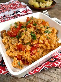 Rizseshús sütőben - GastroHobbi