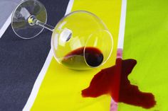 #Emergency #Cleaning #Guide - Wine and Food Spills