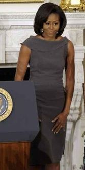 First Lady Michelle Obama 2012