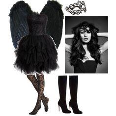 Dark Angel Costume