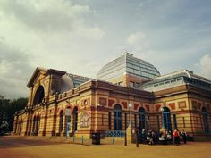 View of the Palace. Alexandra Palace, North London, School Fun, Louvre, Spaces, Architecture, City, Building, Travel