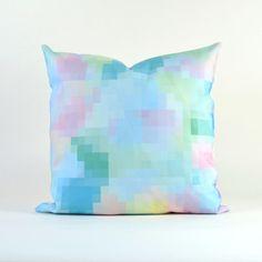 Digital Rainbows: Buttercup Press Pillows
