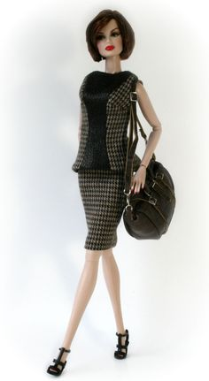 Suit by Chic Barbie Designs on Etsy