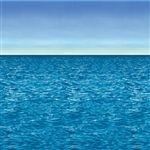 Ocean and Sky Backdrop