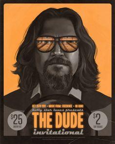 I'm the DUDE, man!!!!!