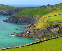 Ireland, the Emerald Coast