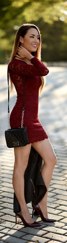 Lacy Love / Fashion By Hapa Time