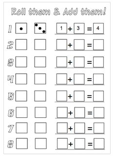 1000 images about summer class on pinterest addition worksheets dice and newsletter templates. Black Bedroom Furniture Sets. Home Design Ideas