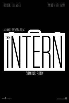 the intern movie poster - Google Search