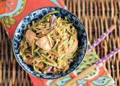 Keto Friendly Chicken Stir Fry Recipe From Mellissa Sevigny