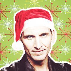 Christmas ninth Doctor