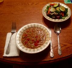 lentil soup 2 Carolyn Astfalk