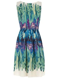 Dorothy Perkins Border feather prom dress  $69.00