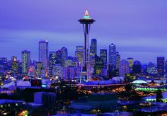 Seattle is a major coastal seaport city and the seat of King County, in the U.S. state of Washington