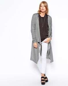 It's Boot Season with Little J Style: Waterfall Cardigan | It's ...