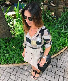 Mais uma de hoje porque adorei esse look Modelagem impecável da @skunkbrasil #ootd #lookdodia #todays #SKinverno2017