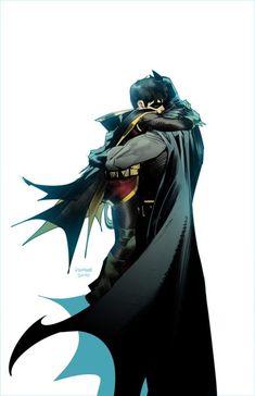 Dc Comics Characters, Dc Comics Art, Batman Comics, Fictional Characters, Game Character Design, Comic Character, Dan Mora, Robin Tim Drake, Batman Universe