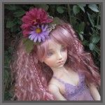 Floral Fascinators - A lovely addition to your doll's outfit…