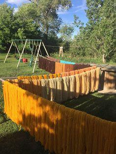 More beautiful colors alongside July's Churro Club colors!