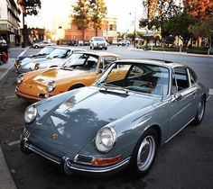 Porsche Vintage Cars Are Loved For Thier Performance, Stylish Looks , Different colors And Magnificient Engine. 13 Porsche Vintage Cars You Will Love Porsche 911 Targa, Porsche Carrera, Porsche Cars, Porsche Classic, Bmw Classic Cars, Classic Auto, Vintage Porsche, Vintage Cars, Diesel Cars