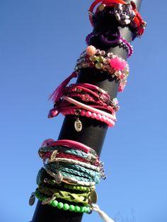 Armbanden in alle soorten en maten!