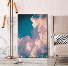 #Extra #large #clouds #painting #Cloud #LargeCanvas #BigWallArt #decor #pastelcolors #Pink #teal #art #JuliaApostolova #wallartdecor #canvasprint#sky #overlay #CloudPrint #Etsy #bedroomdecor #bedroom #CloudArt #modern #walldecor #canvasart #blue #minimalist #cozy #cosyhomedecor #homedecor #print #canvasart #CloudWallArt #nature #Prints #SkyOverlay #JuliaApostolovaArt #ArtPrint Big Wall Art, Large Canvas Wall Art, Wall Art Decor, Canvas Art, Cosy Home Decor, Teal Art, Cloud Art, Nature Prints, Oil Painting On Canvas