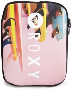 Amazon.com: Roxy Juniors Carry Me Laptop Sleeve Bag, Pink, One Size: Clothing
