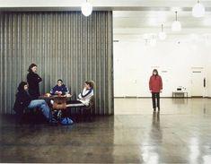 Hannah Starkey, Untitled (September 1999), 1999. C-type print, 122 x 152 cm. Courtesy Saatchi Gallery.