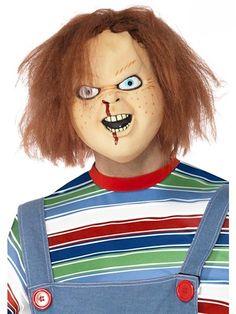 Kostium na Halloween, lalka Chucky