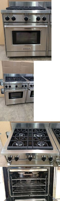 Ranges and Stoves 71250: Wolf 30 Pro-Style Gas Range Convection 4 Burners Gr304 New **Warranty** -> BUY IT NOW ONLY: $3999 on eBay!