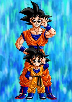 Like Father Like Son... colour by Risachantag on DeviantArt