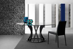 Dorico Dining Table by Bross
