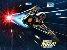 10 Fictional Characters Who Are Tributes to Deceased Fans - The current incarnation of Nova is Sam Alexander. This new teenage version of the character was named after Sam Loeb, the son of the character's creator Jeph Loeb, who passed away at the age of 17.