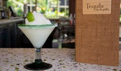 Frozen Classic Margarita at the Tequila Bar & Grille #margarita #drink #summer #cocktail