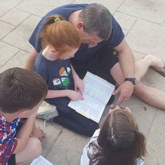 The Gospel and Geocaching: Family Fun Activity!