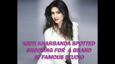 Kriti Kharbanda Spotted Shooting For A Brand At Famous Studio. TOP 10 NEWS is a daily news channel TOP 10 NEWS is dedicated to delivering all the latest news. Top 10 News, Kriti Kharbanda, Bollywood, Studio, Film, Movie, Movies, Film Stock, Film Movie