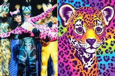 Katy Perry Channels Her Inner Lisa Frank For Prismatic World Tour | Billboard